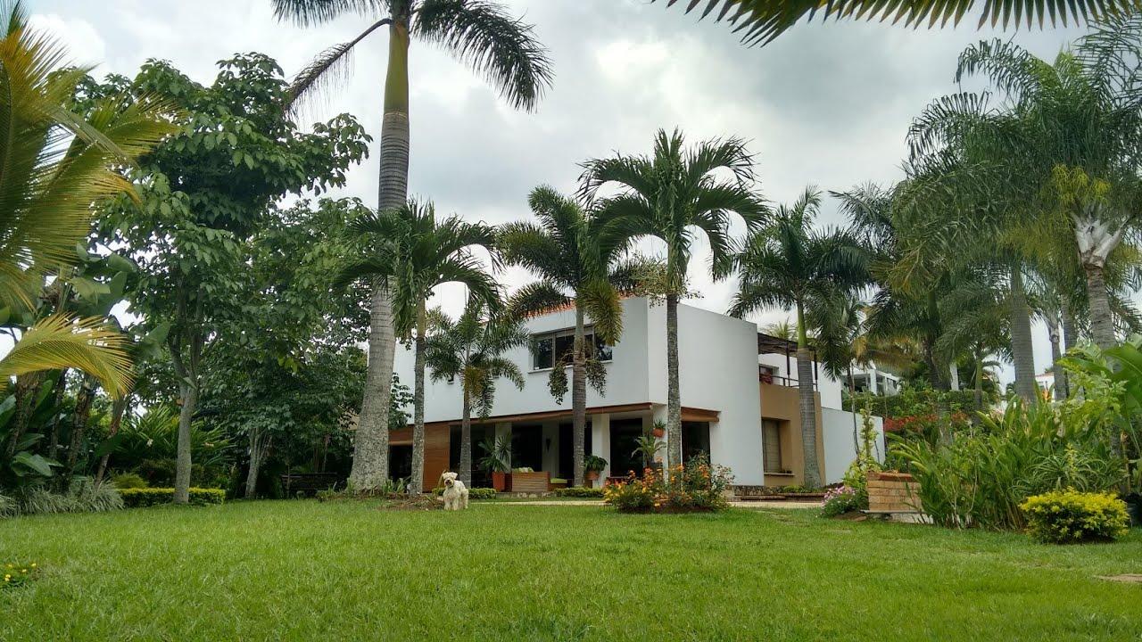 venta casa ciudad jardin cali colombia youtube