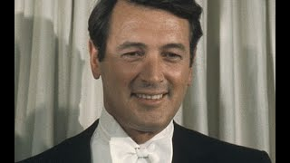"Rock Hudson - sings "" Blessings in  Shades of Green "" - 1970"