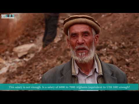 HRRAC discover different life threats around mining in Afghanistan
