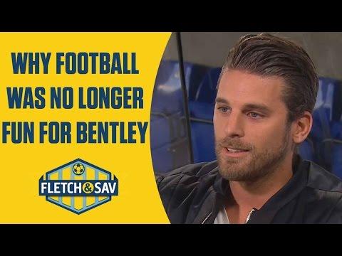 Why football was no longer fun for David Bentley