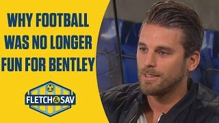 Why football was no longer fun for David Bentley