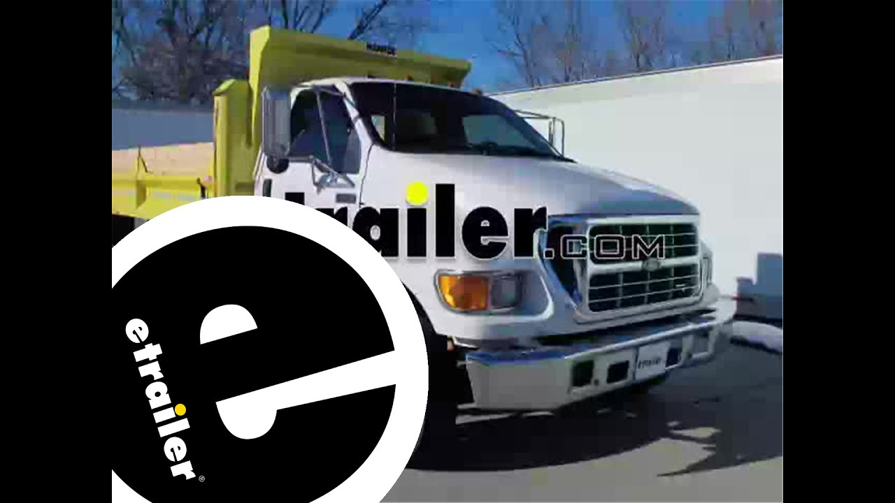 Install Tekonsha P2 Prodigy Brake Controller 2003 Ford F650 And F750 2002 Fuse Diagram 9