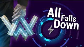 Download Lagu Alan Walker - All Falls Down (ft. Noah Cyrus & Digital Farm Animals) Mp3