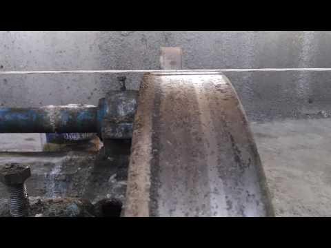 Pre-stressed concrete pole machine/electric pole machine /spun pole machine