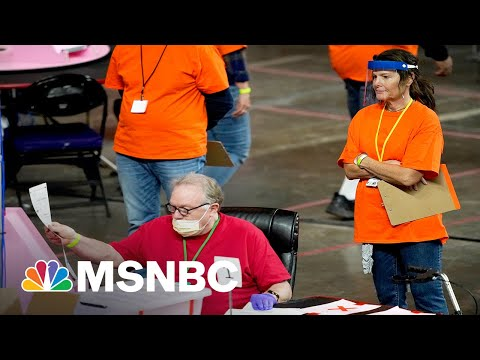 Is The GOP-Led Recount of Arizona's 2020 Election Ballots Legal?