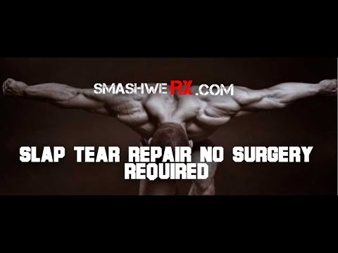 Shoulder Pain, SLAP Tears and No Surgery | Trevor Bachmeyer | SmashweRx