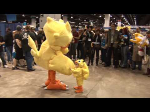 Anime Central 2009 * Baby Chocobo & Anime Central 2009 * Baby Chocobo - YouTube