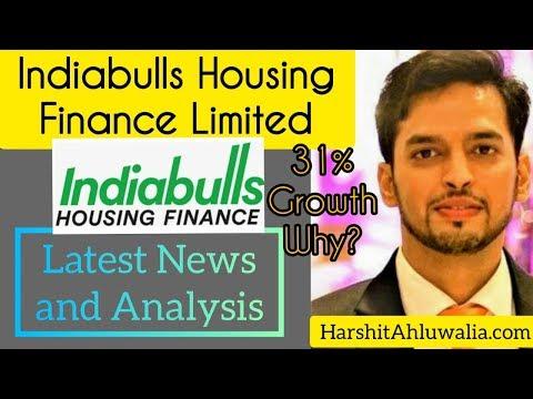 Indiabulls Housing Finance Stock Latest News & Analysis