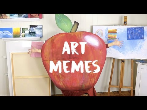 How People See Artists Meme (artist stereotypes)