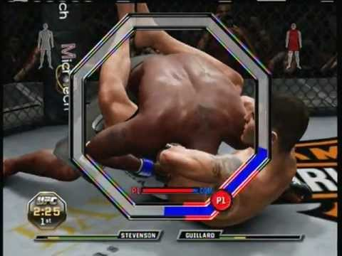UFC Undisputed 3 - Best Of Submissions