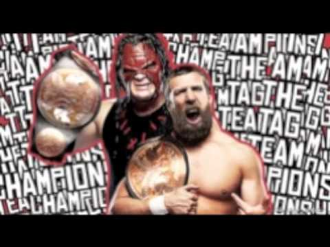 Team Hell No Daniel Bryan & Kane interview