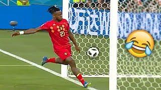 11 World Cup Goal Celebrations