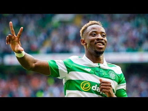 Dembele hits hat trick as Celtic cruise to derby victory