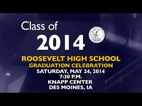 Roosevelt High School Class of 2014 Commencement
