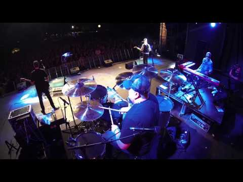 High Class In Borrowed Shoes - Kim Mitchell - Chris Sutherland Drum Cam