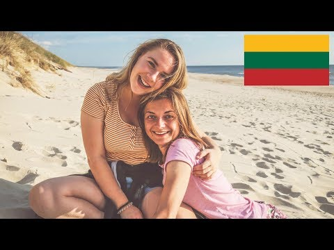 THE LITHUANIA YOU KNOW NOTHING ABOUT! Beaches & Sand Dunes