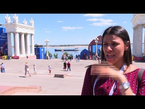 World Cup: Fans and residents bugged in Volgograd