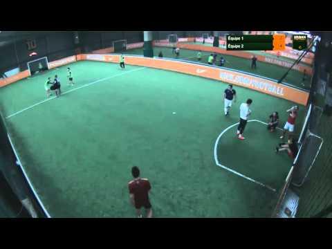 Urban Football - Aubervilliers - Terrain 10 le 09/12/2015  22:20