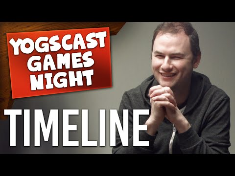 GAMES NIGHT - Timeline