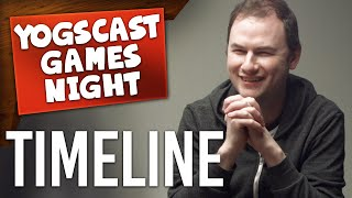 GAMES NIGHT - Timeline