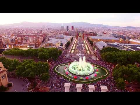 Our visit in Barcelona in July 2015