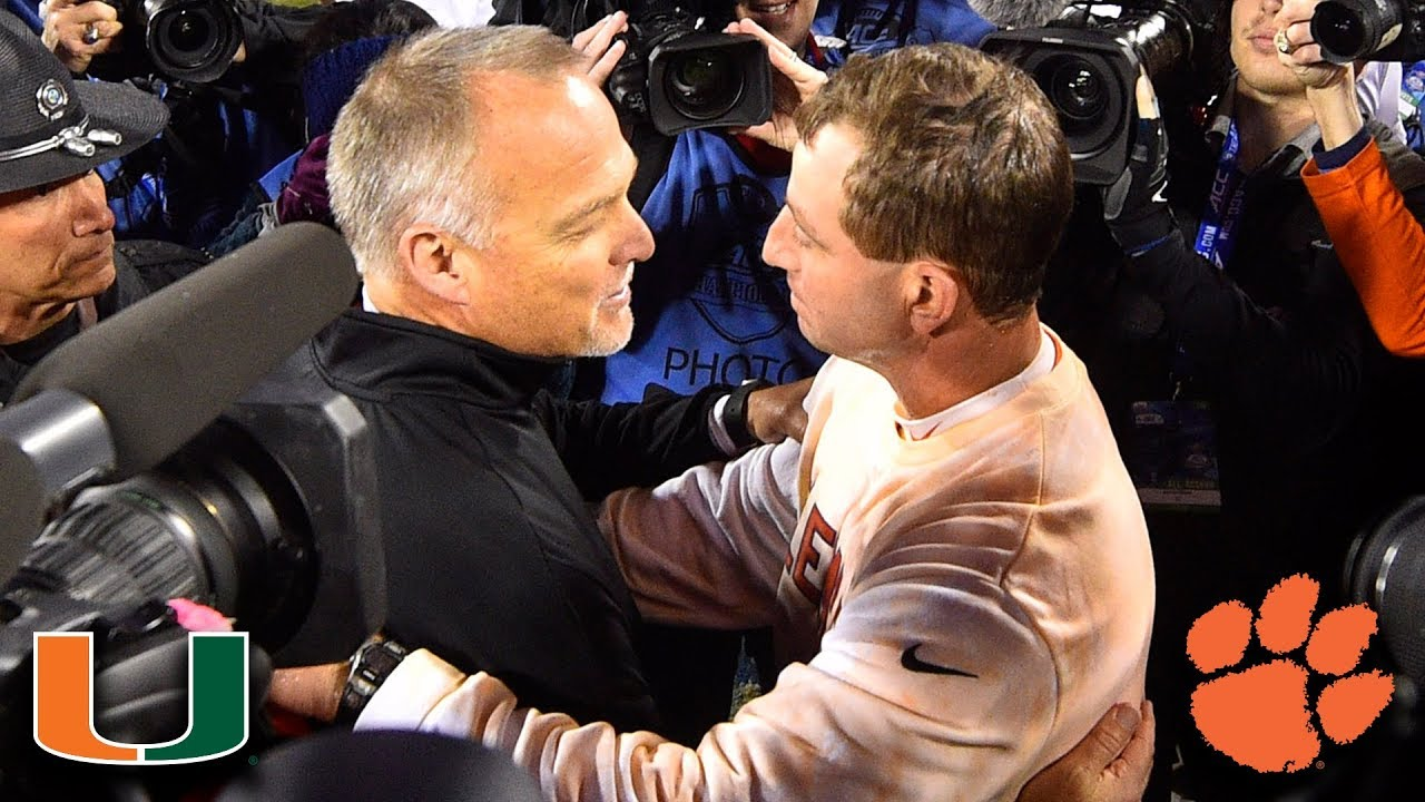 Clemson football: Tigers' ACC championship outlook in doubt ...