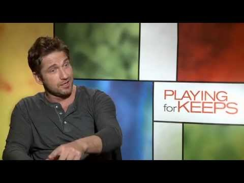Gerard Butler on his Scottish Accent