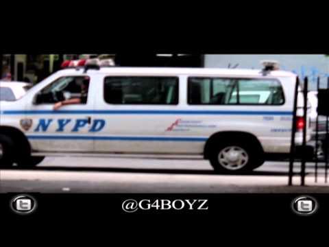 "G4 Boyz - D.T.E Homicide ""Alley Boy Diss"""