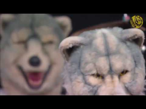 MAN WITH A MISSION - Give it Away Live