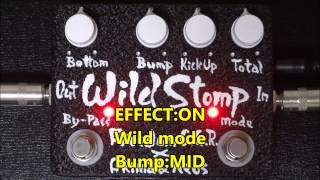 Freedom Custom Guitar Research x AKIMA & NEOS Wild Stomp YouTube Videos