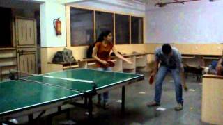 Table Tennis: New Style