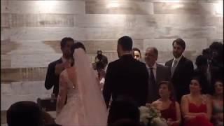 Celebrante Marcos Curiati - Natalia e Vinicius