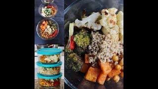 Vegan Meal Plan - CÁCH CHUẨN BỊ CÁC BỮA ĂN CHAY TỐT CHO SỨC KHOẺ