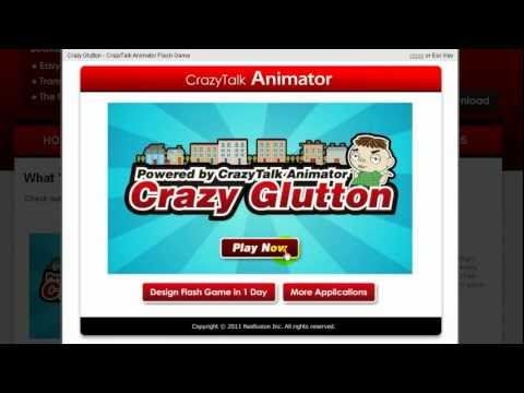 CrazyTalk Animator - Character Animation for Flash and App Designers