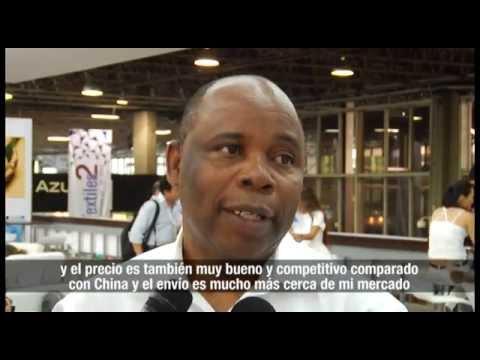 Compradores extranjeros en Colombiamoda dejan expectativas de negocios por US$117,2 millones