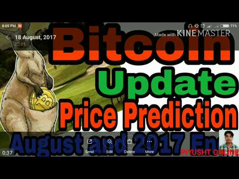 Bitcoin Price Prediction : BTC & ALT Coins Price To Hold Or Sell 2017