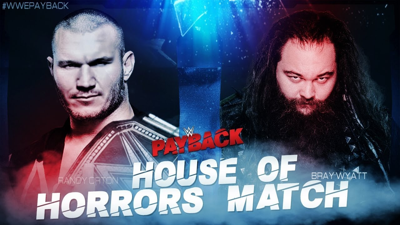 Download FULL MATCH - Randy Orton vs. Bray Wyatt - House of Horrors Match: WWE Payback 2017
