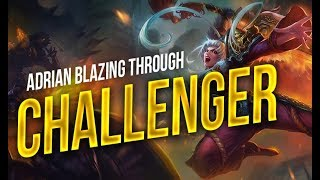 Adrian Riven blazing through Challenger! stream highlights #9