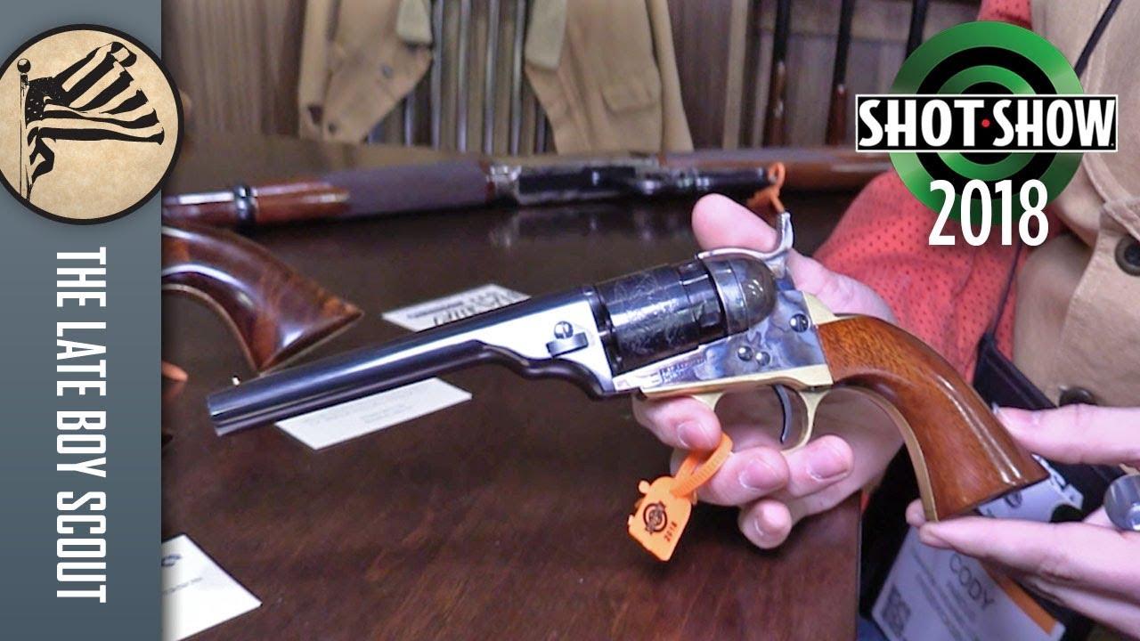 Cimarron  380 ACP Pocket Conversion & Other Gorgeous Guns - SHOT Show 2018