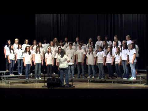 RRHS Concert Choir - May 2012 - Hallelujah (from Shrek)