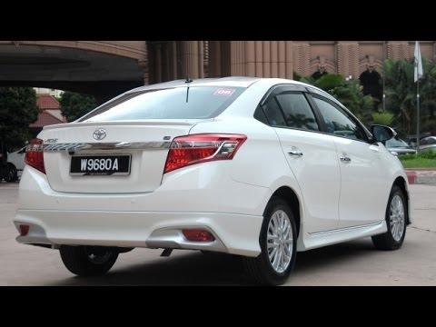 New Toyota Vios 2017 India