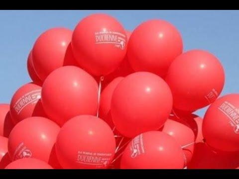 7 вересня - Всесвітній день обізнаності про дистрофію Дюшенна.