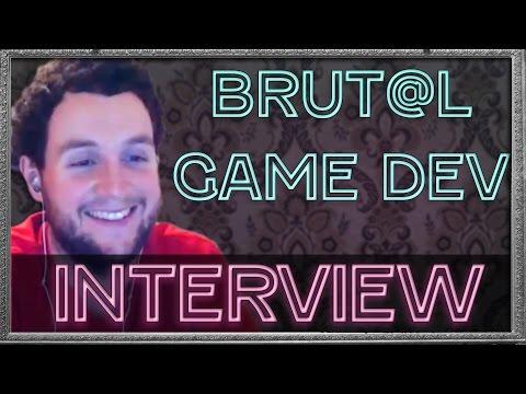 Brut@l Game Developer Interview - Richard Wood