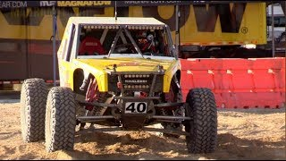 BIG BLOCK ULTRA-4 RACE CAR RIPS IT UP at KING OF THE HAMMERS