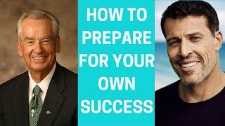 Tony Robbins & Zig Ziglar - How to Prepare for Your Own Success