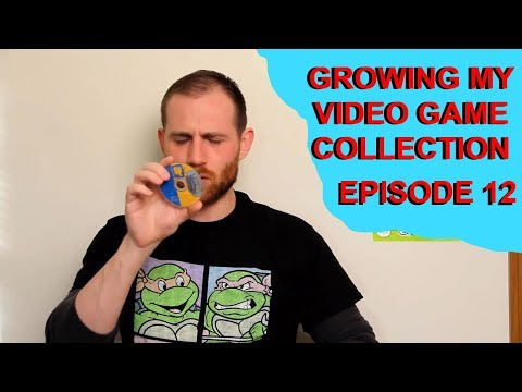 Growing My Video Game Collection - Episode 12 - $3 Games and Moar!