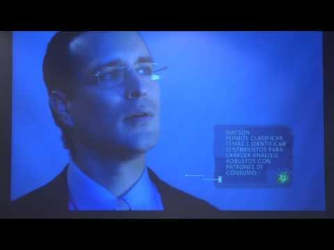 Diego Sáenz - IBM Watson