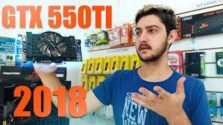 GTX 550TI EM 2018, O QUE DÁ PR…