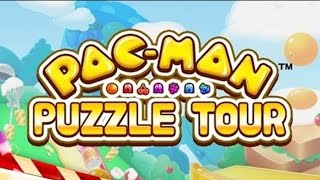 PAC-MAN Puzzle Tour (by BANDAI NAMCO Entertainment) - iOS/Android - HD Gameplay Trailer