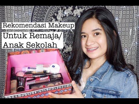 Rekomendasi Makeup Buat Remaja/Anak Sekolah (Makeup For Beginner) | Clara Haniyah